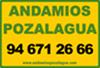andamios POZALAGUA, S.L.